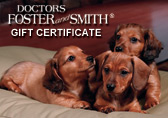 Foster & Smith Gift Cerficate
