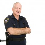 Police Officer - Smiles
