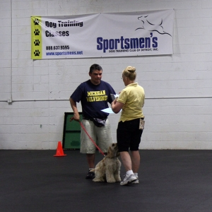 Location: Sportsmen's Dog Training Club of Detroit